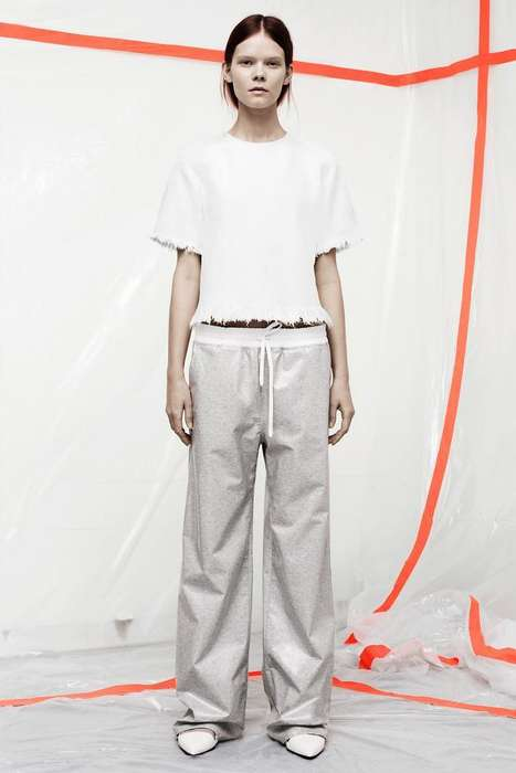 T by Alexander Wang Pre-Fall 2014