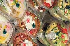 Plant-Based Plastic Containers