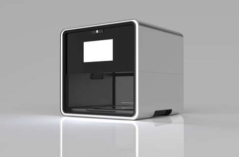 3D Printing Kitchen Appliances - Foodini Saves You the Time & Effort in Making Savory Gourmet Foods