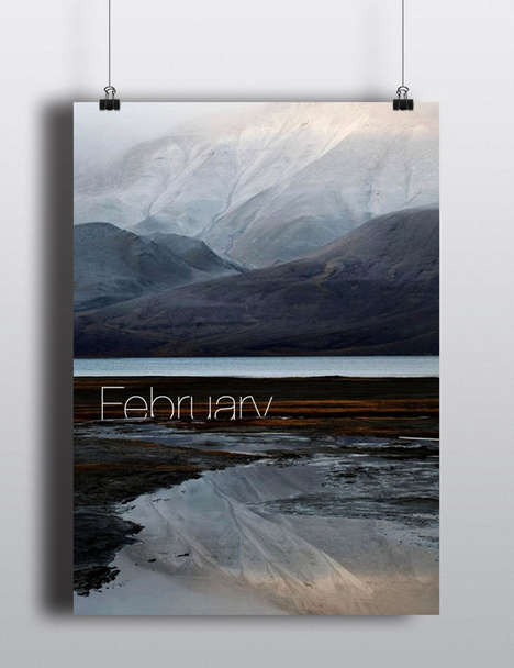 Multi-Year Calendars - This Russian Calendar Inspires You to Forget About Days and Dates