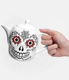 21 Macabre Skull Gifts - These Rocker-Friendly Skull Gifts are Perfect for the Holidays