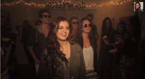 Viral Video Follow-Ups - The Light-Hearted Rebecca Black Saturday Music Video Pokes Fun at Friday