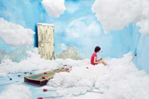Artist Jee Young Lee Transforms Her Studio in 'Stage of Mind'