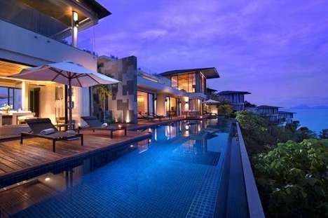 18 Luxury Asian Accommodations - A Luxury Asian Hotel Makes a Beautiful Stay for You and a Partner