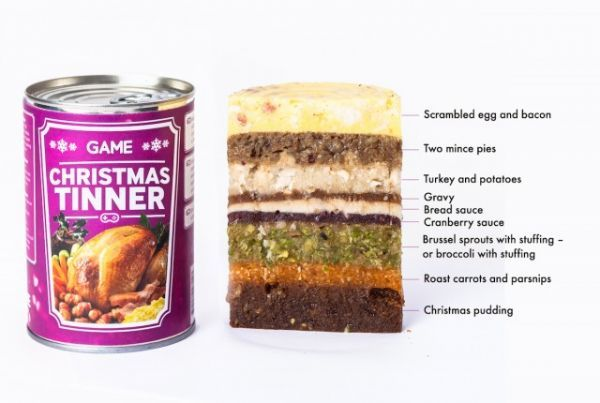 Canned Festive Feasts