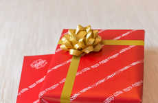 Profane Holiday Gift Wrap - Merry Fking Christmas Wrapping Paper is Perfect for Grinches