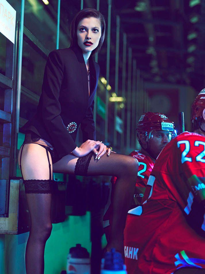 Hockey-Themed Editorials
