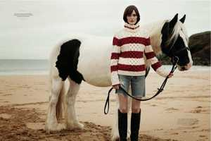 This Twin Magazine Editorial Features Model Sam Rollinson