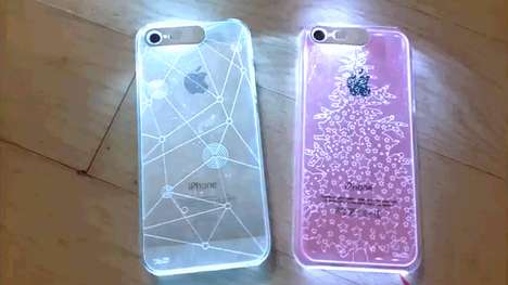 VanD Flashing iPhone Cases