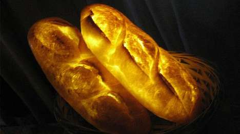 Pampshade Bread Lights