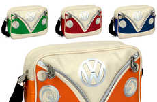 The VW Camper Bag is a Quirky Way to Carry Around Your Essentials