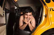 Ridiculous Cab Driver Calendars