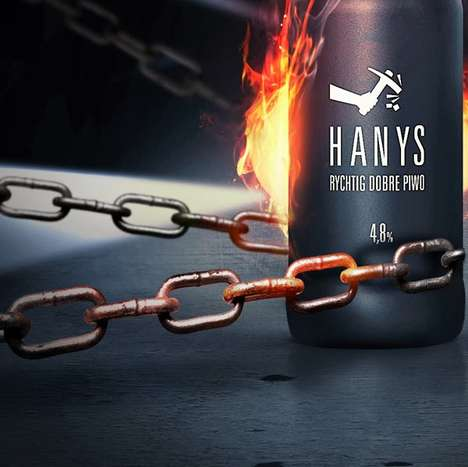 Hanys Beer Packaging