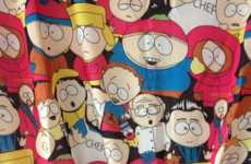 This Printed South Park Dress from 'Geek La Chic' is Funny & Stylish