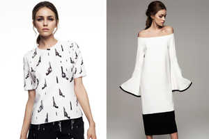 The Kalmanovich SS 2014 Collection is Graceful and Elegant