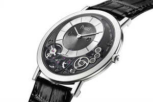 The Altiplano 38mm 900p is the World's Thinnest Watch