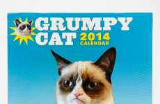 The 2014 Grumpy Cat Calendar is Filled with Attitude