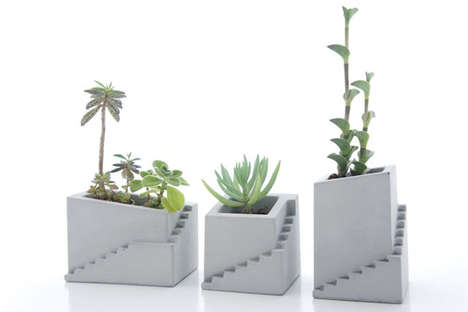 Quirky Architectural Vases - These Kalki