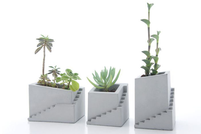 Quirky Architectural Vases