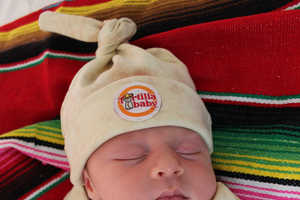 The Tortilla Baby Swaddle Turns Your Baby into Mexican Food