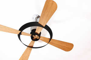 The B-Fan is Simply Constructed From Sustainable Sources