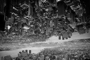 Sloan Creates Stunningly Surreal Monochromatic Photographs
