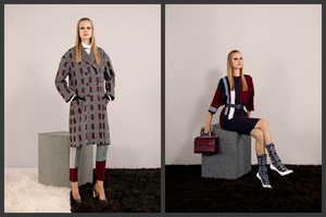 The Fendi Pre FW 2014 Collection is Artistic At Best