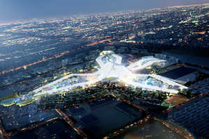 The 2020 Dubai World Expo Infuses Tradition with Futuristic Designs