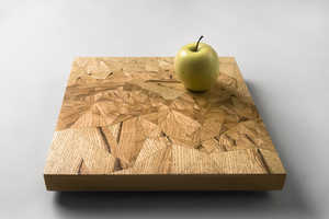 Serving Boards Display the Organic Textures of the Whole Horizon