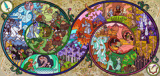 Fantasy Story-Telling Art - Artist Jian Guo Constructs a Line of Lord of The Rings and Hobbit Art