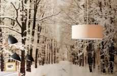 Winter Wonderland Wall Decals - This Winter Wall Decal Will Let You Enjoy the Beauty of Winter