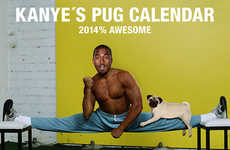 Dog-Incorporated Rapper Calendars