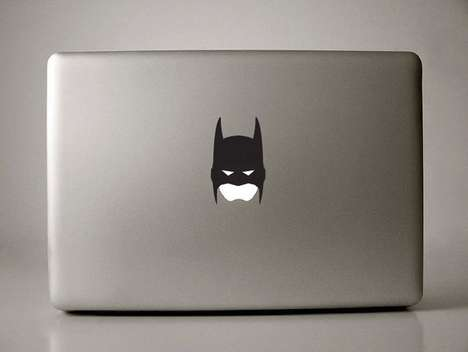 Dark Knight Decorative Decals - This is the Laptop Decal You Deserve and the One You Need