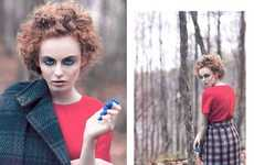 Northern Forest Queen Editorials