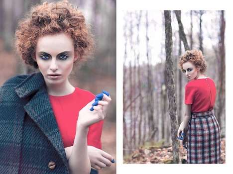 Northern Forest Queen Editorials -