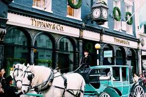 The Tiffany Christmas Carriage is Cinderella Fabulous