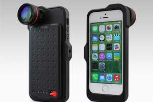 The BRIC+ Productivity Case is an iPhone Camera Case