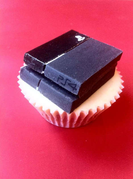 Scrumptious Console Treats - Stephen Rushbrook Has Made Video Game Console Cakes for His Office