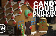 Candy House Building Competitions
