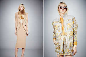 The Jenni Kayne Pre Fall 2014 Collection is a Blast from the Past