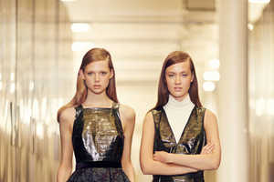 The Erdem Pre Fall 2014 Collection is Recess Chic