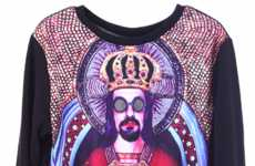 Rad Religious Sweaters - This Cool Jesus Top Shows Us Just How Chill the Son of God Really Was