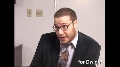 the office auditions