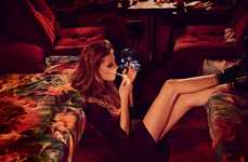 Chic Hippie Captures - This Muse Magazine Editorial Features Model Lexi Boling