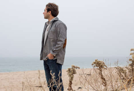 Seasonable Coastal Collections - Huxter Goods Takes a Small-Scale Approach to Clothing
