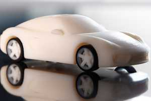 Porsche Has a 3D-Printed Car Version of the Cayman S for Download