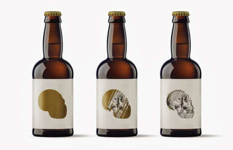 Dolina Beer packaging