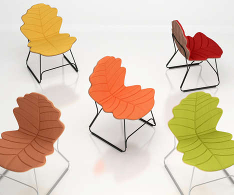 Autumn Colors Chairs