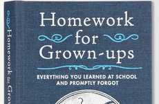 Adult Homework-Helping Books