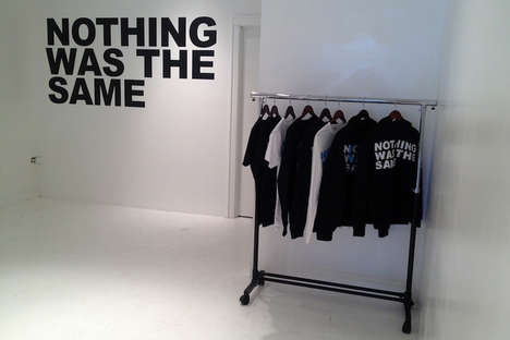 Impromptu Rap Star Stores - Nothing Will be the Same with the Drake Pop-Up in Toronto